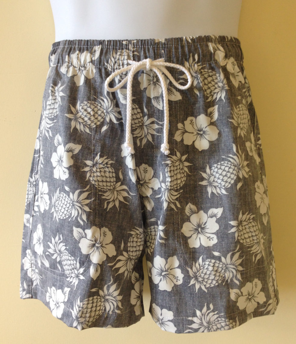 Kawika Pocket Shorts