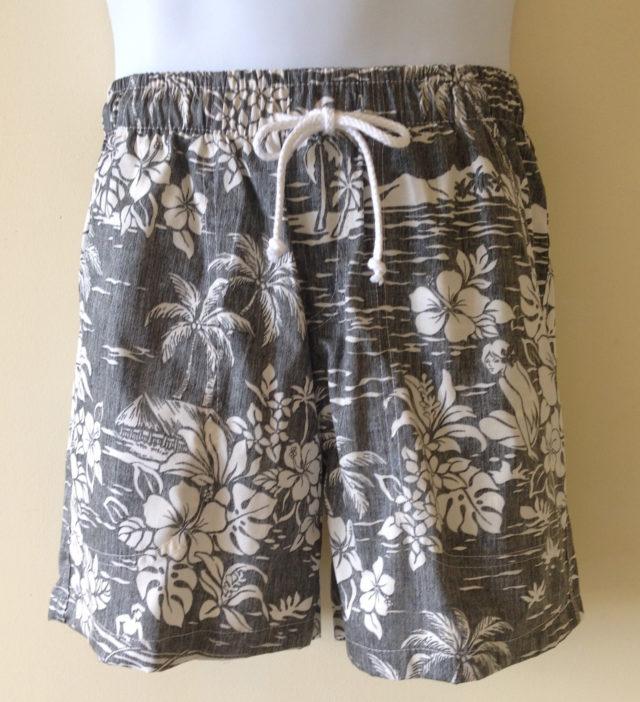 Sweet Leilani Black Pocket Shorts