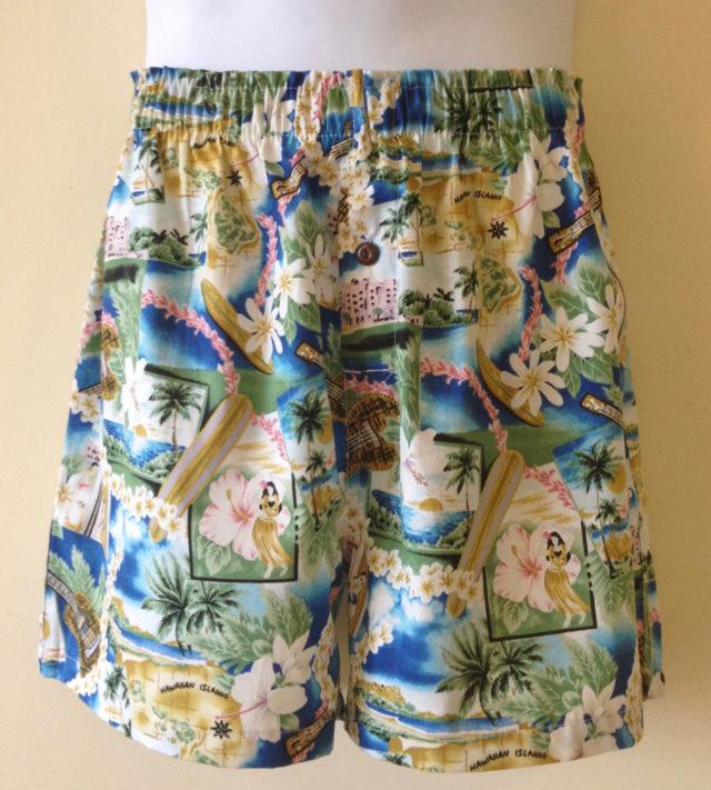 Hau'oli Kane Boxer Shorts