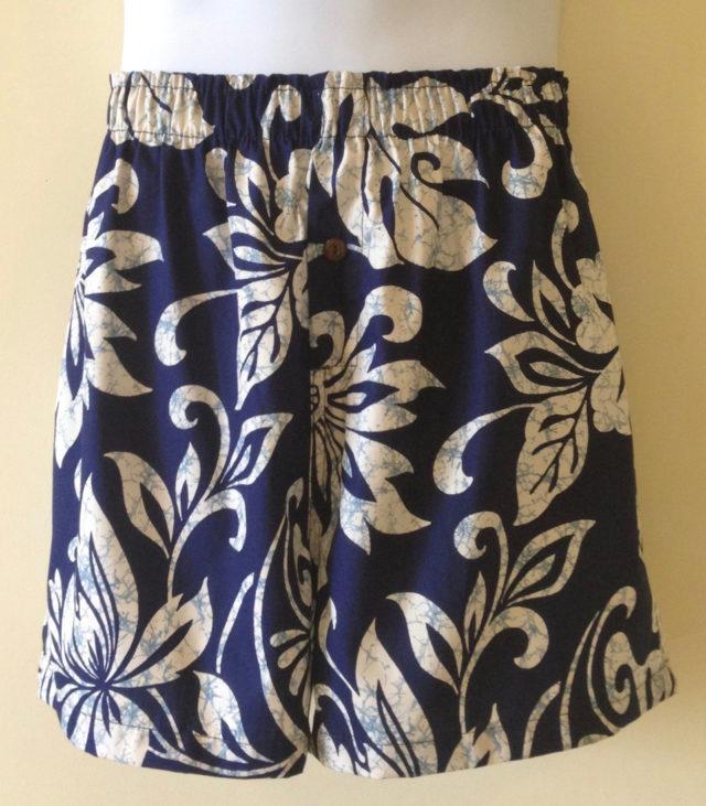 Lanikai Blue Kane Boxer Shorts