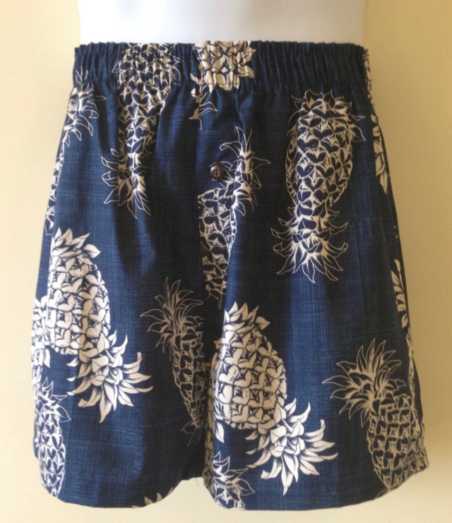 Pineapple Country Kane Boxer Shorts