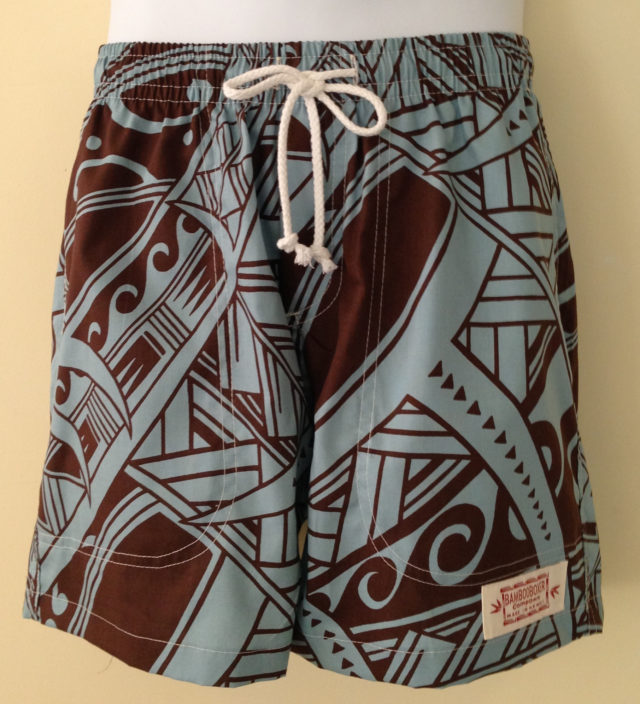 Kahu Seafoam Pocket Shorts