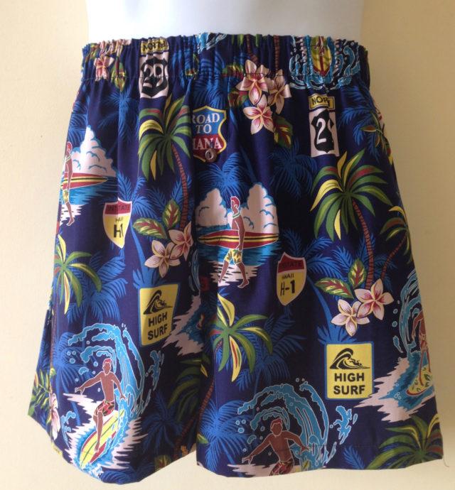 Surfing 808 Kane Boxer Shorts